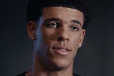 Lonzo Ball pokes fun at dad LaVar Ball in new commercial