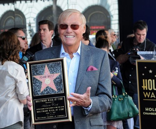 Bat signal to shine for Adam West in Los Angeles Thursday night