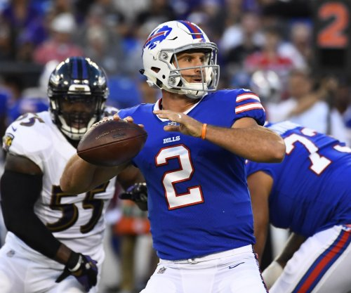 Buffalo Bills: Rookie Nathan Peterman to get start at QB