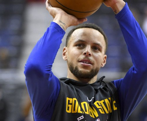 Curry slated to return when Warriors host Hawks