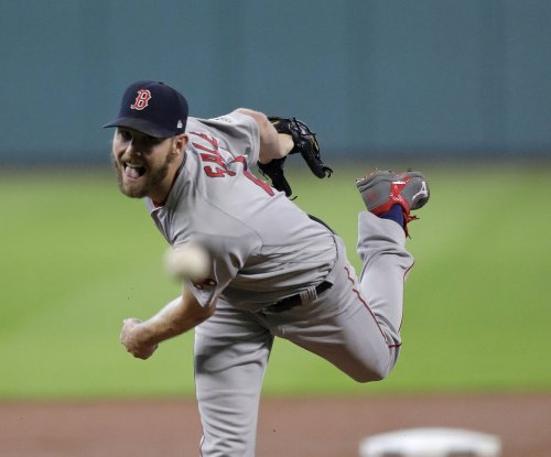 Sale, Red Sox aim for sweep of Braves