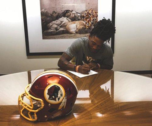 Washington Redskins sign rookie DB Adonis Alexander