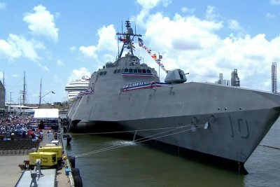 Navy plans to deploy three littoral combat ships by this fall