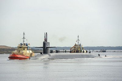 GenDyn nets $497M for submarine, carrier industrial base expansion