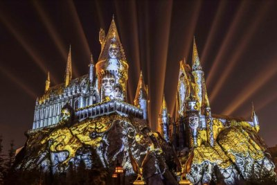 Universal Orlando to present 'Harry Potter' light show with Death Eaters