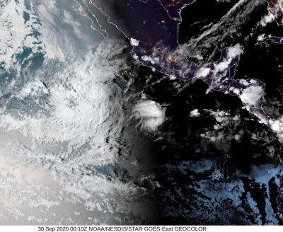 Tropical Storm Maria to avoid Mexico, Hawaii