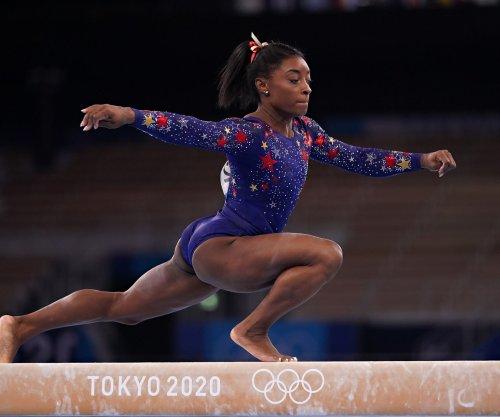 American Simone Biles will return for balance beam final at Tokyo Olympics
