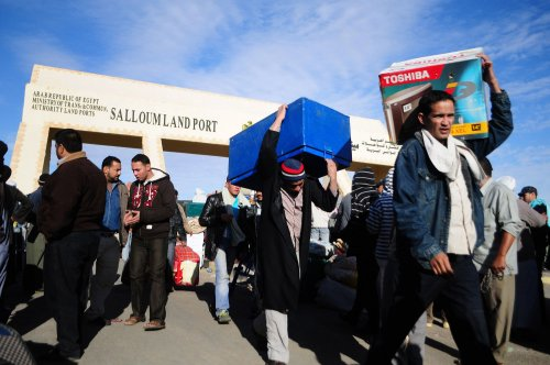 Italy plans help for Libyan refugees