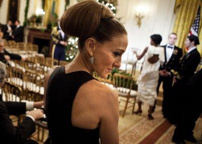Parker hosts Obama fundraiser in N.Y.