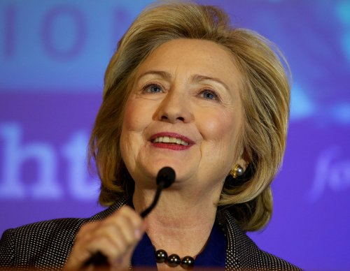 Hillary Clinton's book tour looks a lot like a campaign