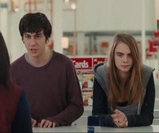 Cara Delevingne, Nat Wolff star in first 'Paper Towns' trailer