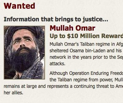 Top Taliban political chief resigns over Mullah Omar replacement