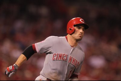 Joey Votto, Brandon Phillips a reliable duo in Cincinnati Reds infield
