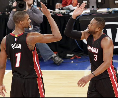 Chris Bosh blindsided by Miami Heat, vows to continue career