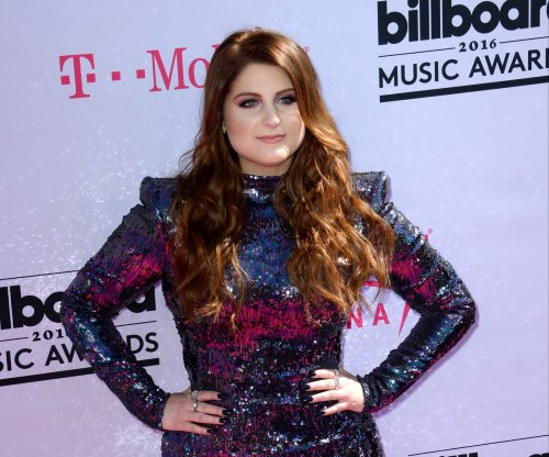 Meghan Trainor and boyfriend Daryl Sabara celebrate anniversary