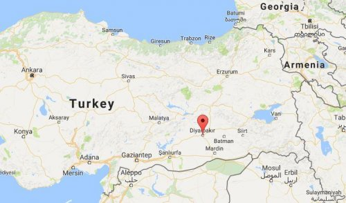Explosion at Turkish police compound deemed terror attack