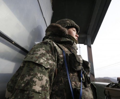 South Korea army division to conduct exercises near DMZ