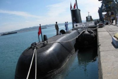 Turkey moves to start domestic submarine-building industry