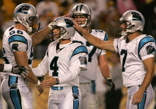 Carolina kicker Kasay gets new 4-year deal