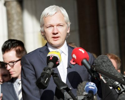 Assange could face bail violation charge