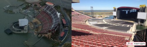 Nikon at Jones Beach renovated after Sandy, ready to open