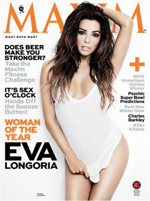 Eva Longoria named Maxim's 'Woman of the Year'