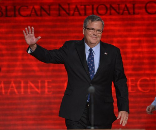 Jeb Bush emerges as leader of the Republican pack in new poll