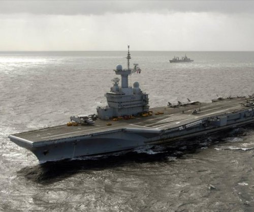 France deploys nuclear-powered aircraft carrier to Gulf
