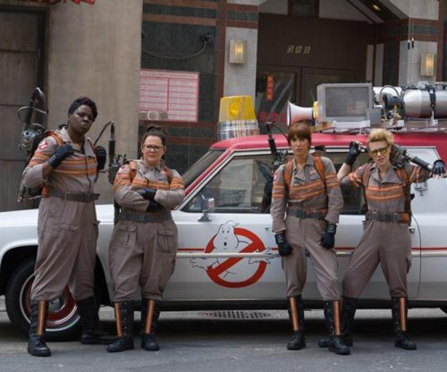 See first photo of female 'Ghostbusters' cast in uniform