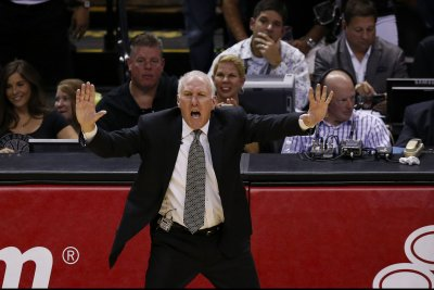 San Antonio Spurs improve home start to record 38-0