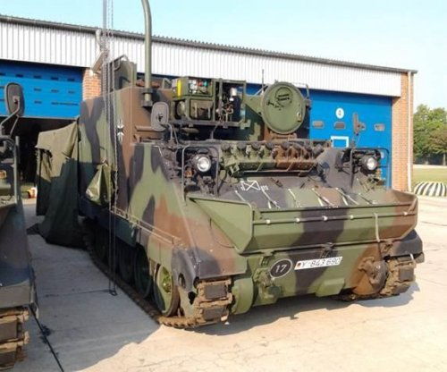 Lithuania buys German M577 armored vehicles