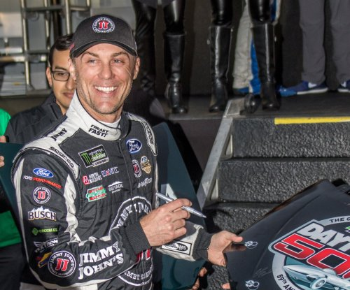 Penalty erases Kevin Harvick bid for stage sweep