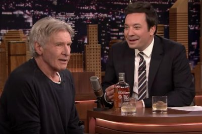 Harrison Ford shares how he accidentally punched Ryan Gosling