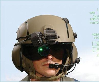 U.S. taps Elbit for pilot HUD display units