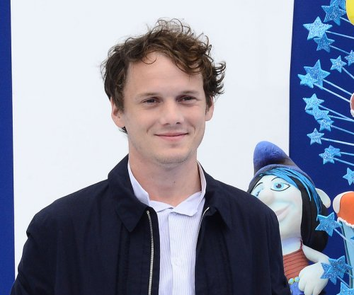 Anton Yelchin honored by Zoe Saldana during statue unveiling