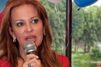 Florida candidate says she was visited by aliens as a child