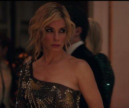 Sandra Bullock targets Anne Hathaway in first 'Ocean's 8' trailer