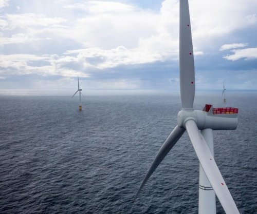 World's first floating wind farm put to the test