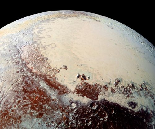 Pluto may be giant comet made up of comets, study says