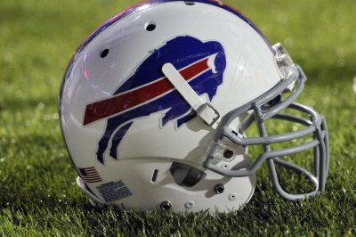Bills QB McCarron limited at practice