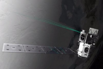 ICESat-2 fires lasers for the first time, measures Antarctic ice