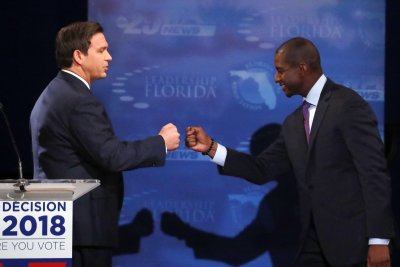 Florida governor candidates trade barbs in final debate