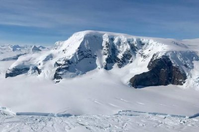 Antarctica is shedding six times more ice mass than it was 40 years ago