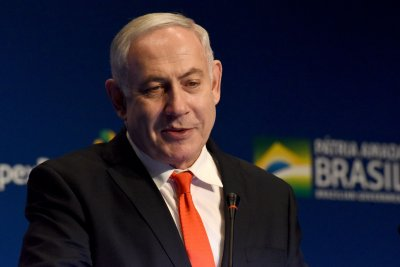 Netanyahu claims victory in challenge for party, Israeli leadership