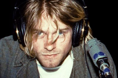 Kurt Cobain's guitar sells for more than $6M at auction