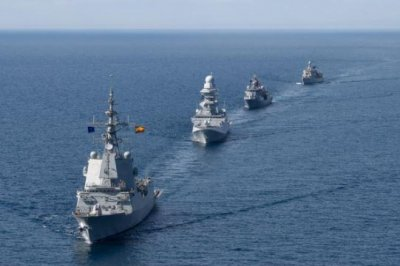 NATO anti-submarine exercises conclude in Mediterranean Sea