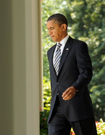 Obama's schedule for Wednesday, Aug. 3