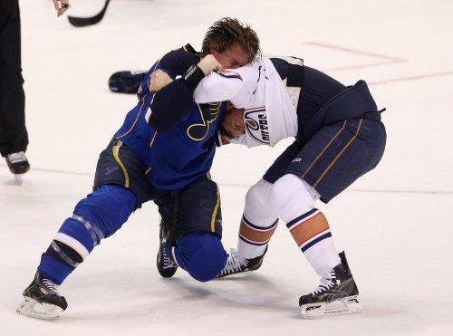 NHL: St. Louis 2, Edmonton 1