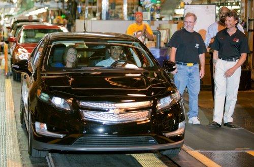 Michigan economy shows signs of rebound