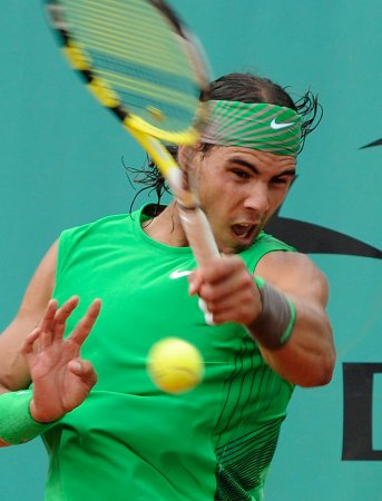 Nadal rolls on at the French Open